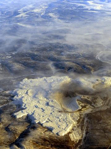 シベリア雪の要塞