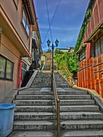 鞆の浦の階段