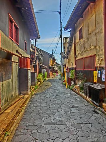 鞆の浦の路地