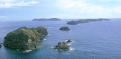 小富士からの鰹鳥島