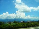 中央高速からの風景