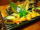 関サバ寿司と関アジ寿司
